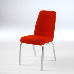 Orvia 12/1, Chaise confortable pour les conférences, siège anatomique et le dossier