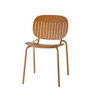 Si-Si, Chaise en métal, aussi pour l'extérieur