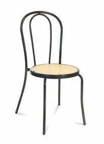 Torino, Chaise empilable pour une utilisation prolongée