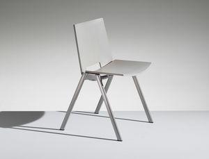 HL3 1, Chaise avec siège rabattable pour le travail et la communauté