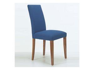 300, Chaise en bois rembourré, pour l'ameublement naval