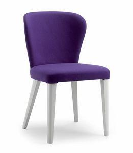 322, Chaise rembourrée moderne