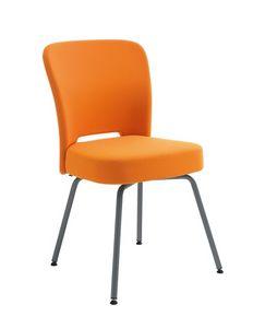 Blog, Chaise rembourrée, pour espaces collectifs