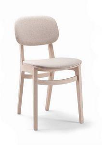 ER 440083, Chaise moderne avec rembourrage confortable