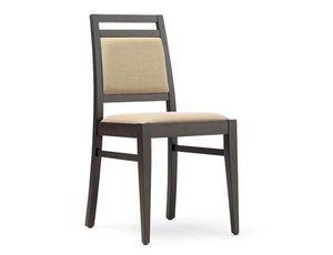 Guenda-S, Chaise moderne tapissée pour l'usage de contrat