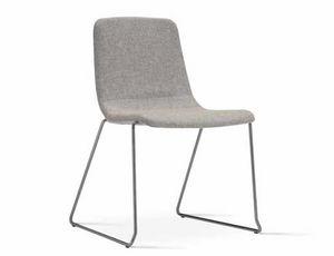 Ics 505PTN, Chaise pour tout décor, du plus informel au plus sophistiqué