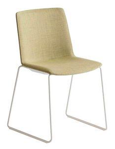 Jubel S-SS, Chaise avec piètement luge