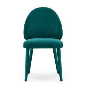 Lily 04511, Chaise au design moderne et sophistiqué