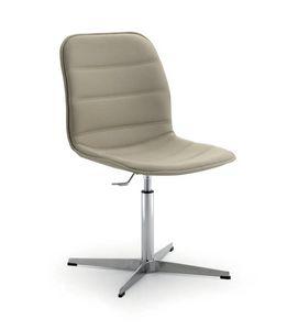 UF 593, Chaise réglable en hauteur