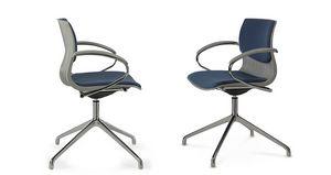 WEBBY 348S, Chaise de bureau ergonomique