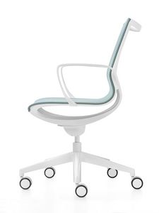 Key Line, Chaise de bureau en mesh respirant