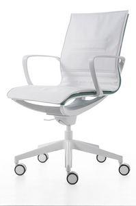 Key Line Plus, Chaise de bureau avec rembourrage amovible