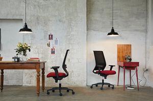 Logica 01, Siège de travail pour bureaux raffinés