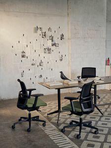 Omnia Plus 01, Chaise de bureau