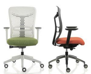 Polyback, Chaise de bureau professionnelle