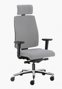 Sax 8, Chaise de bureau avec bande lombaire ajustable
