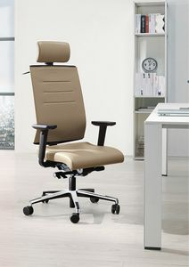 Sax Air, Chaise de bureau avec repose-tête