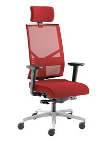Sax Rete, Chaise de bureau avec dossier en résille