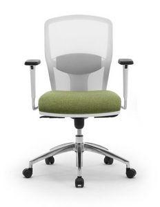 Sprint W RE, Chaise de bureau, avec le siège et le dossier net