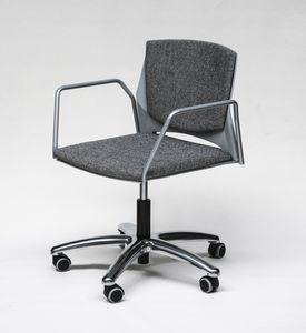 TREK 041S, Chaise de bureau sur roues