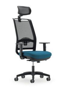 UF 327 / A, Chaise de bureau opérative avec support lombaire