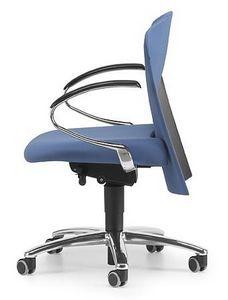 VULCAN 1442 Z, Chaise de bureau opérationnel avec système de blocage