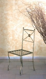 Chaise SD/097, Chaise en fer, prix de vente