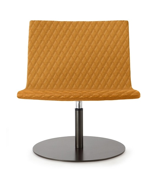 EXEN 240 Z, Chaise pivotante sans accoudoirs