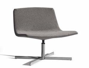 Ics 507CRU, Chaise pivotante, pour les salons