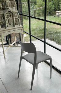 CORDOBA SE804, Chaise en polypropylène