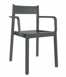 Danna, Chaise d'extérieur empilable