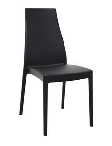 Miriam, Chaise en polypropyl�ne, r�sistant aux UV, disponible en diff�rentes couleurs