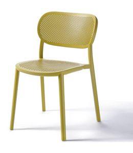 Nuta, Chaise en plastique