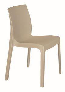 SE 6217, Chaise en polypropylène pour la barre et à l'extérieur