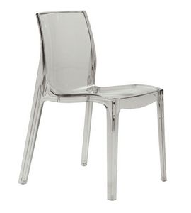 SE 6317, Chaise en plastique pour l'int�rieur et l'ext�rieur, pour le restaurant