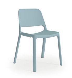 UF 856, Chaise multifonctionnelle en plastique