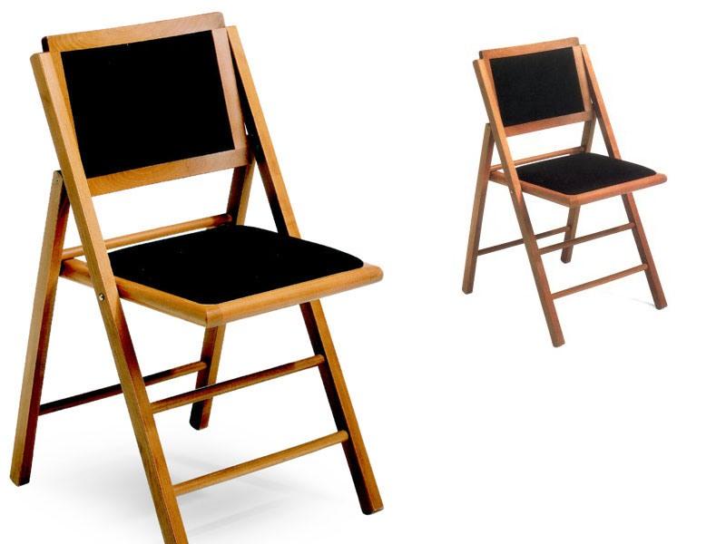 105 Imb., Chaise pliante, rembourré, pour la cuisine