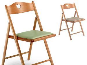 187 C, Chaise pliante, idéale pour des banquets de mariage