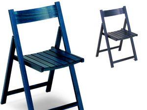 190, Encombrant chaises, en bois, pliable