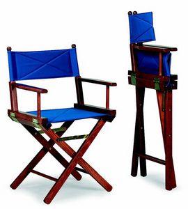 34 Regista, Chaise pliante en bois