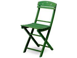 Ale 2, Chaise pliante adaptée pour l'extérieur