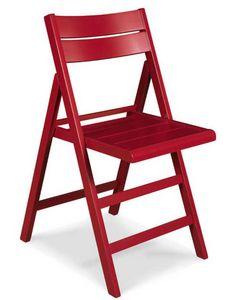 Art. 196/S, Chaise pliante en bois