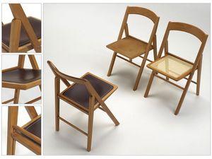 Ethel, Chaise gain d'espace, confortable et polyvalent