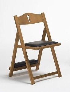 Jubileum, Chaise pliante avec kneeler pour les églises