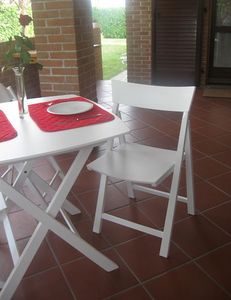 Kimono chaise, Chaise pliante en hêtre, compact et confortable