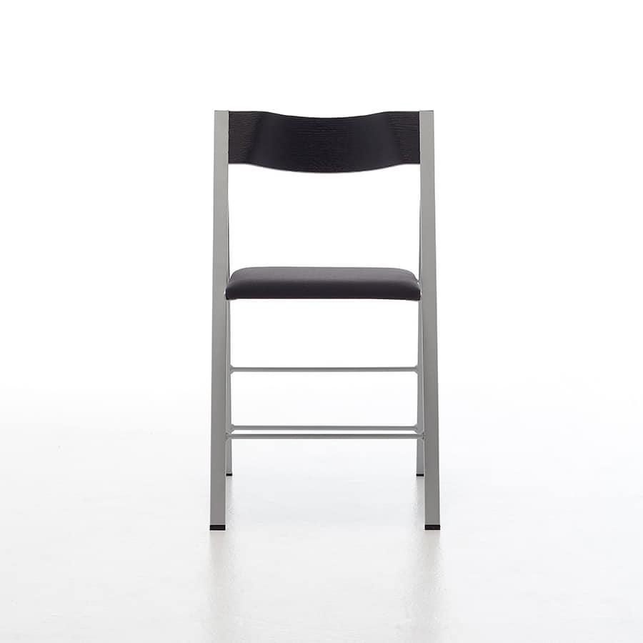 Pocket wood fabric, Espace chaise sauver, pliable, idéal pour la restauration et la cuisine