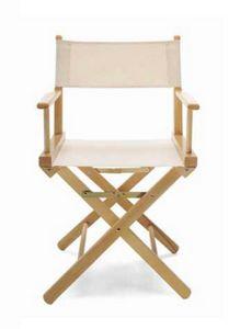 Regista-P, Chaise pliable en bois