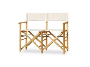 Regista Twin, Chaises pliantes à structure légère pour les restaurants