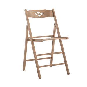 RP451B, Chaise pliante en hêtre
