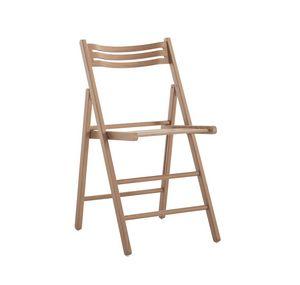 RP451D, Chaise pliante en hêtre